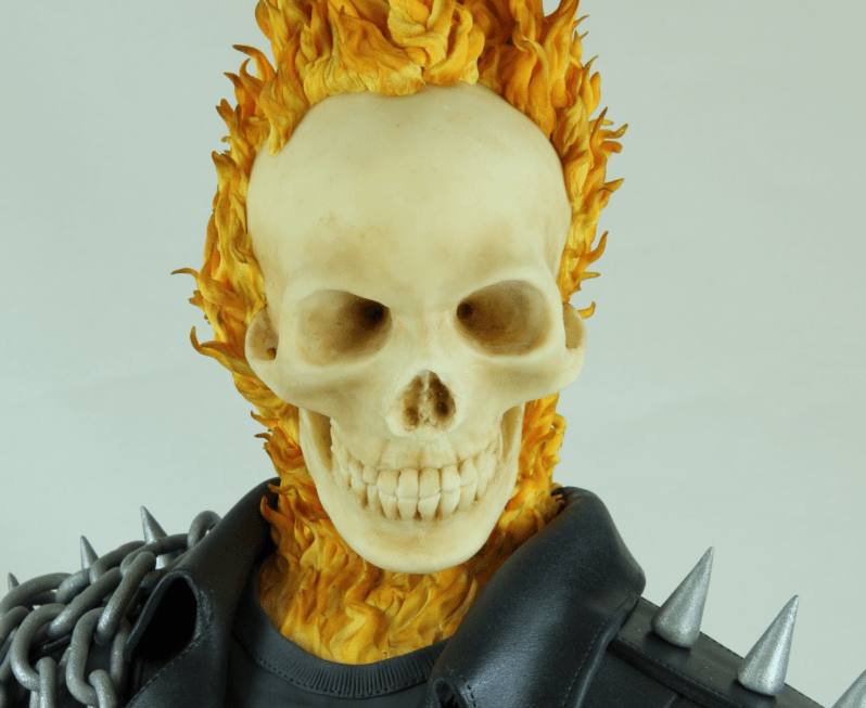 Making of – Ghost Rider