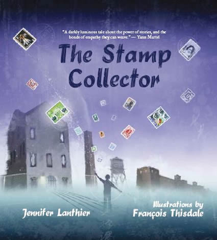 The Stamp Collector Cover