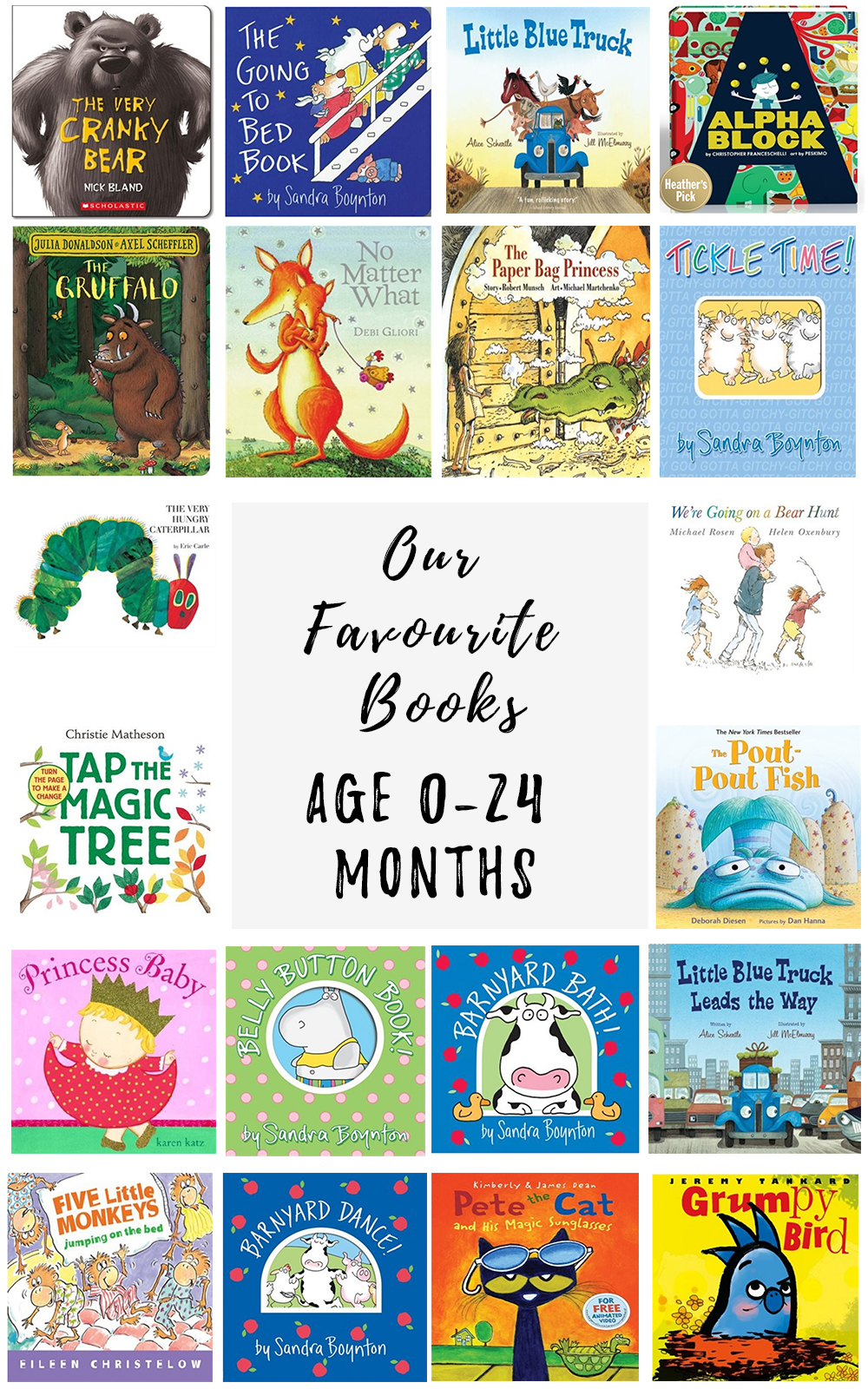20 of our all-time FAVOURITE baby books that every new ...
