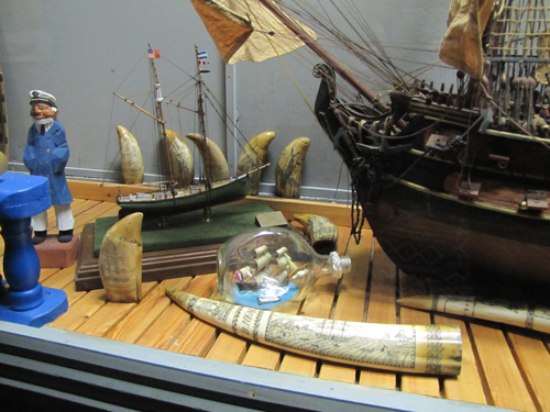 Picture of: Scrimshaw, Model Ships, Ship in a Bottle, Wooden Sailor