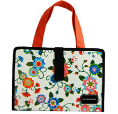 Floral Tote Buddy