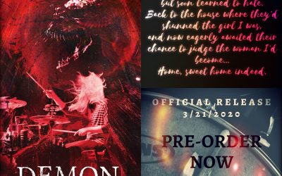 Demon In Me: Now Available for Pre-Order