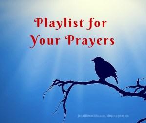 playlist for prayer