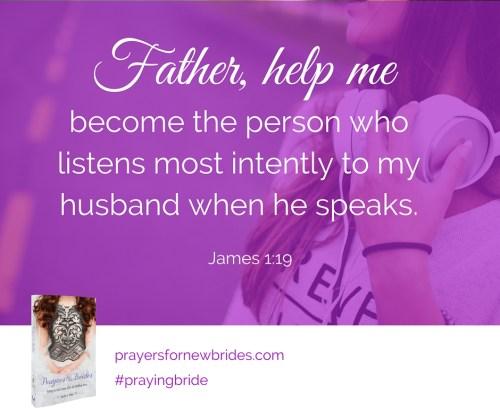listen when he speaks
