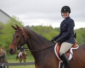 One happy rider!