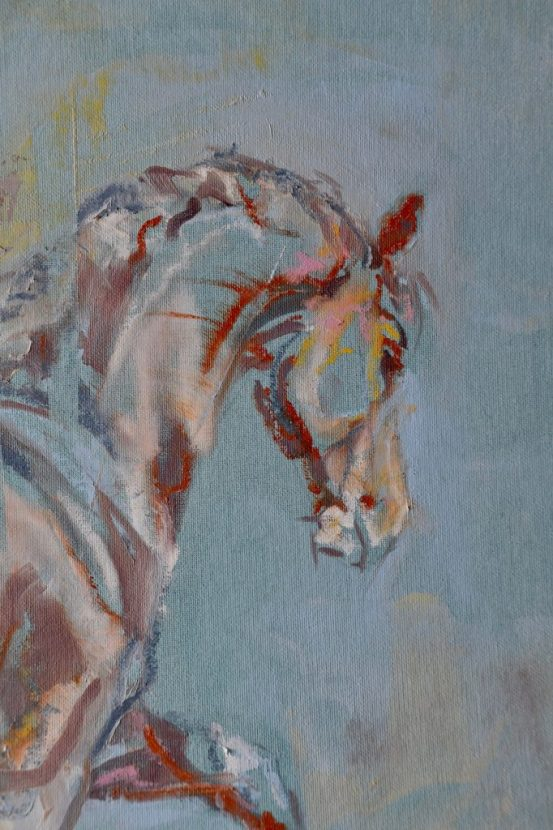 equine art, Jennifer Pratt