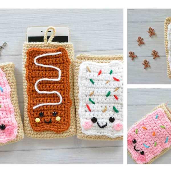 Crochet Pop Tarts