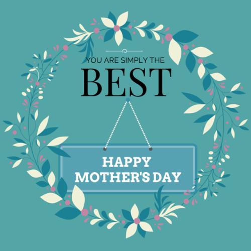 Happy Mother's Day Free Printable by www.jenniferramirezbaulch.com