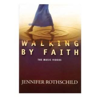 Walking by Faith Music Videos DVD