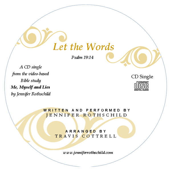 Let the Words Free MP3 Download - Jennifer Rothschild Store