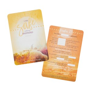 SAFE Declaration Card