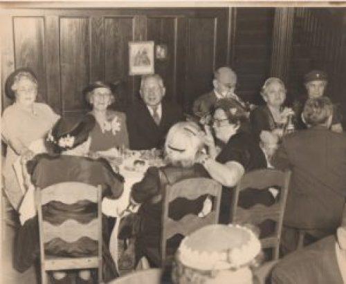 Bar mitzvah 1953