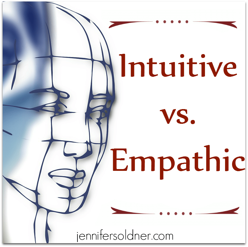 Intuitive vs Empathic