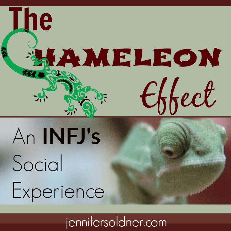The Chameleon Effect | Jennifer Soldner