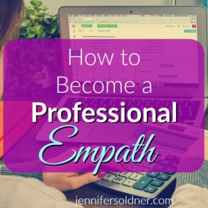 How to Become a Professional Empath | Jennifer Soldner