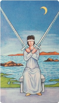 2 of Swords