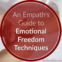Empath's Guide to Emotional Freedom Techniques