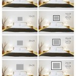 Art Size For Above The Bed Jennifer Squires Productions