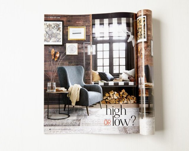 Tree Wall Art in Style At Home Magazine