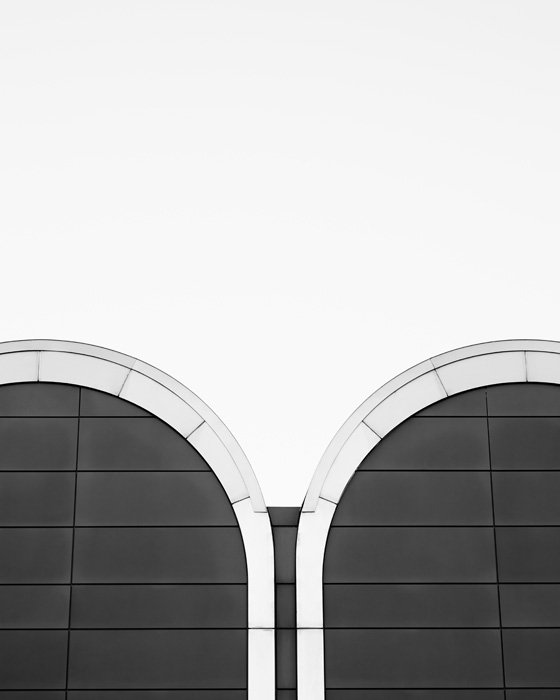 Archive - Black and White Architectural Photography