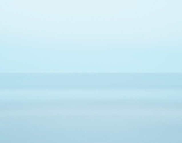 Lake Erie #13 - Impressionist Photograph