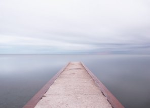 Lake Ontario #2 - Toronto Seascape Photograph