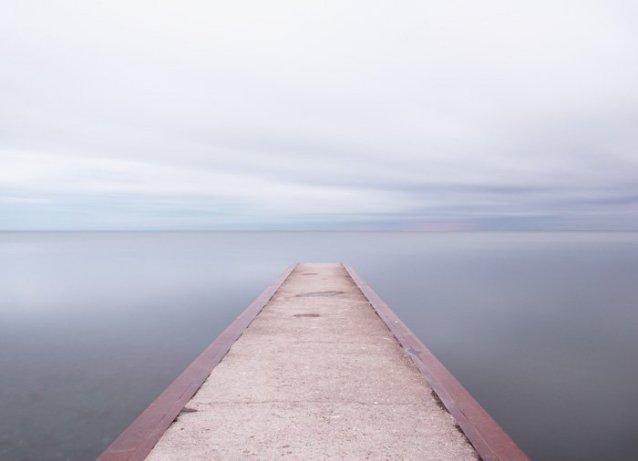 Lake Ontario #2 - Toronto Seascape Photograph