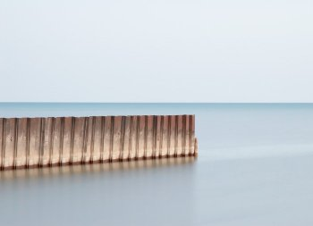 Modern Artwork - Port Bruce #1