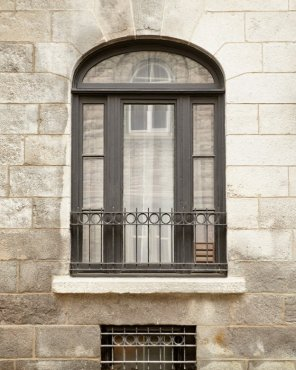 Window Photo - Handsome Henry
