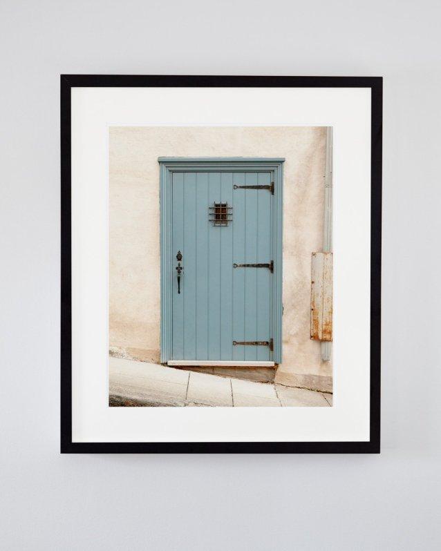Rustic Art - Nathan's Nook - Blue Door Photography