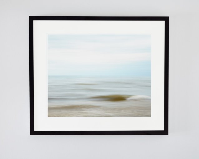 Coastal Wall Art - Sandy - Soothing Beach Photography