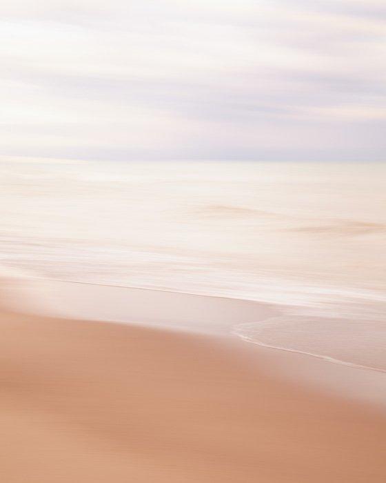 Pretty Beach House Decor - She Danced Among The Morning Tide