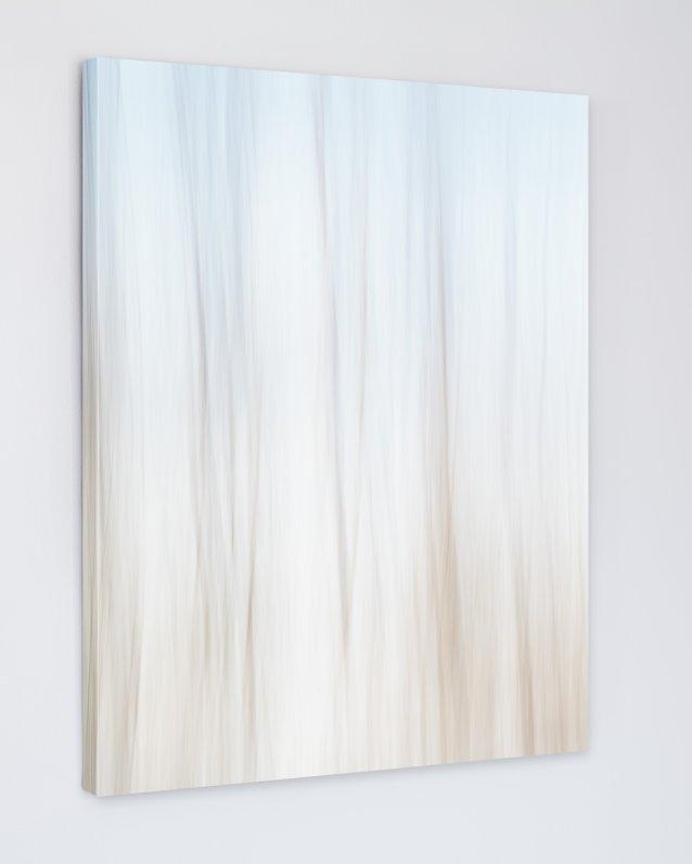 Coastal Modern Decor Canvas - Melt Away
