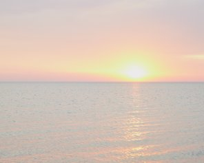 Tropical Beach Sunset Photo - Jenna's Journey