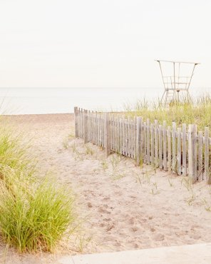 Beach Path, Grand Bend - Grand Bend Beach Art