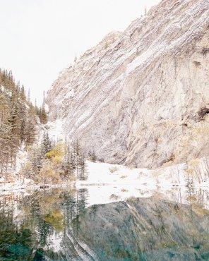 Echoed Silence - Kananaskis Alberta Picture