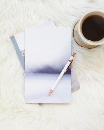 Indigo Escape Notebook
