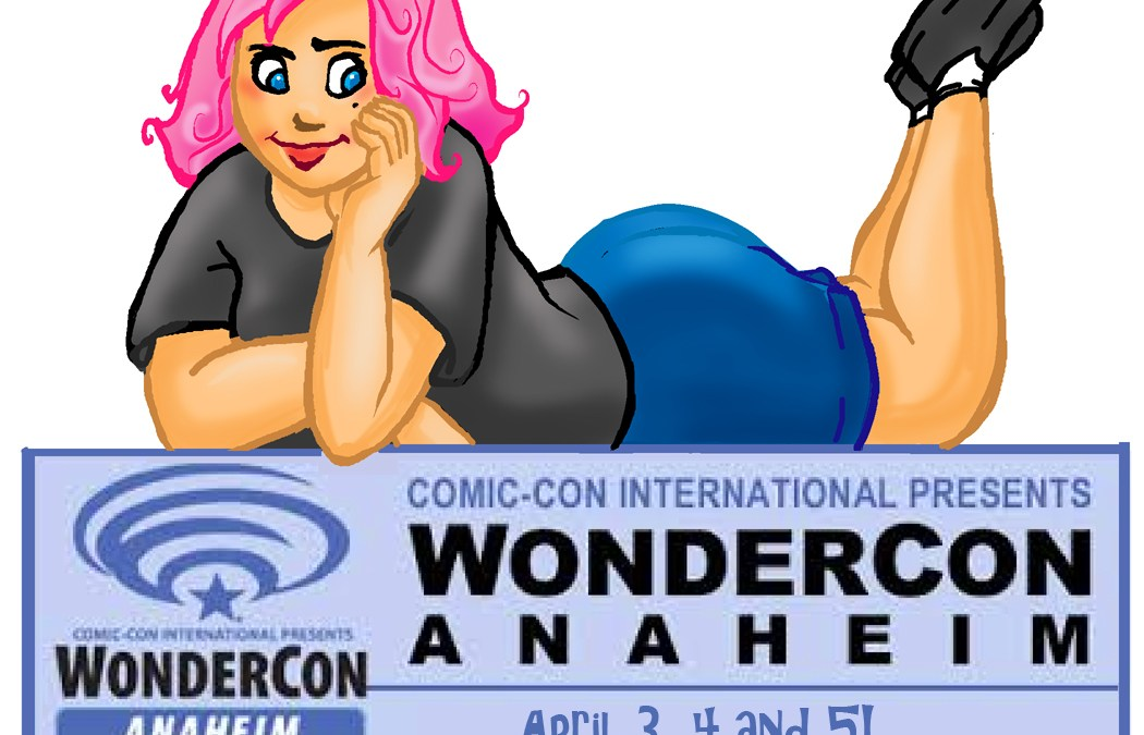 Guess who's going to WonderCon?!?