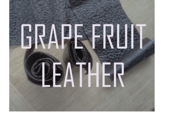 3 Ingredient Grape Jelly And Fruit Leather