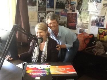 Elizabeth's Turning Pages on 2NVR Radio