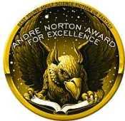 Andre Norton Award Seal