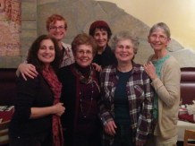I say goodbye to my amazing book club and the amazing women I had the pleasure of getting to know.