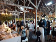 Gorgeous wedding barn, over 100 years old!