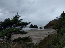 Oregon coast in November. Yessss.