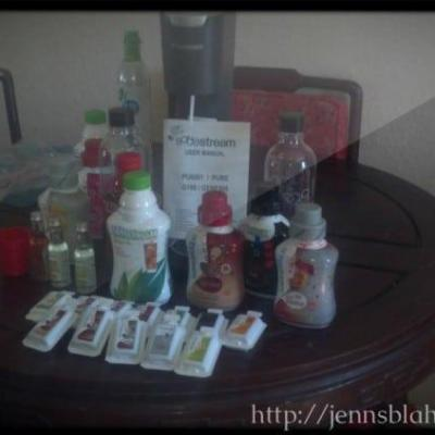 SodaStream Genesis Home Soda Maker Kit