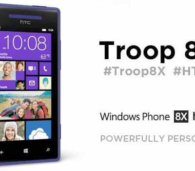 Windows Phone 8X HTC – Using #HTC8 To Keep On Track #Troop8X