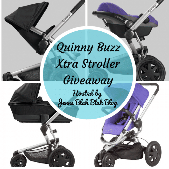 enter to win a stroller giveaway
