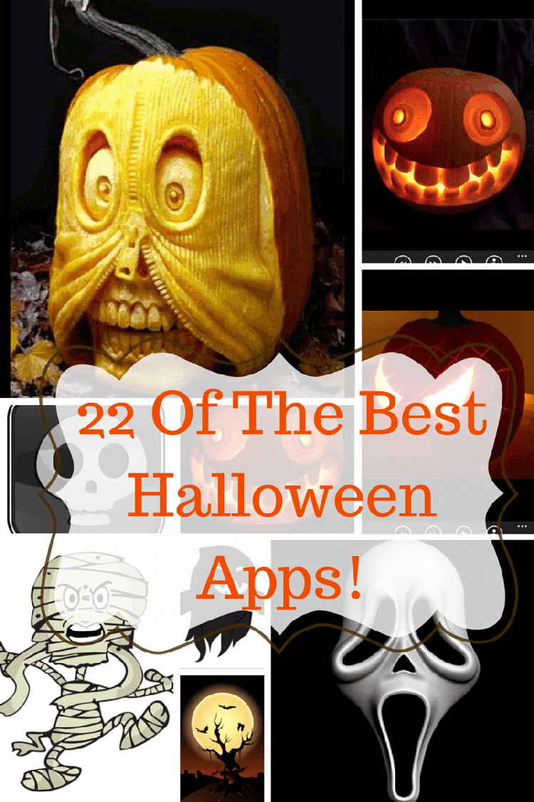 22 Best Images About Celebs Close Up On Pinterest: 22 Of The Best Free Halloween Apps For Your Smartphone