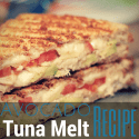 Easy Dinner Ideas: Avocado Tuna Melt Recipe