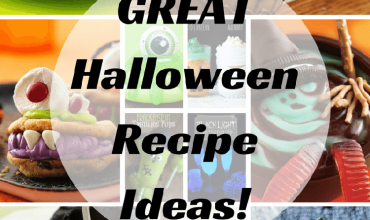 Halloween Recipes | 22 Awesome Halloween Recipe Ideas